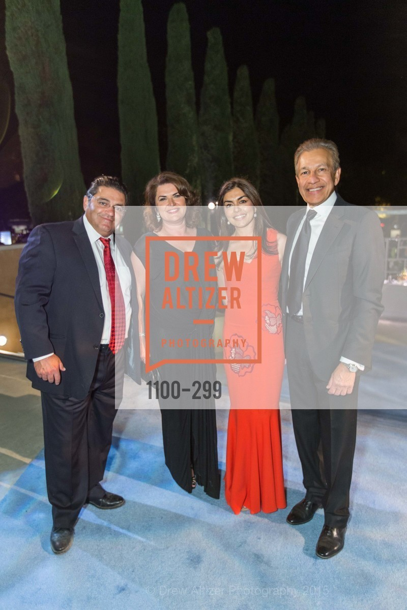 Saeed Amidi, Samira Amidi, Sara Abbasi, Sohaib Abbasi, Stanford University's Cantor Arts Center Presents Rodin by Moonlight, Stanford University, September 19th, 2015,Drew Altizer, Drew Altizer Photography, full-service agency, private events, San Francisco photographer, photographer california