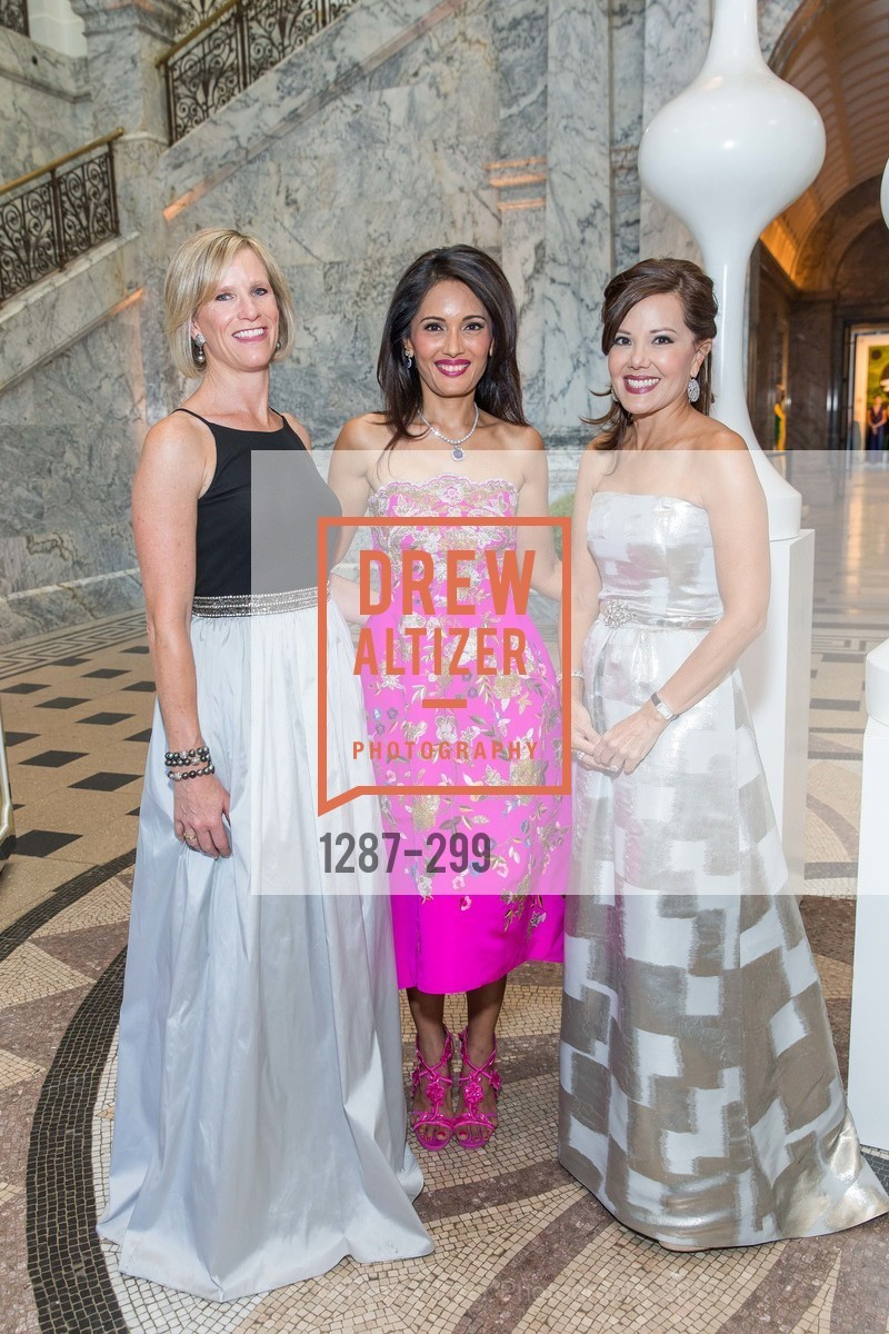 Amy Salisbury, Komal Shah, Michele Kirsch, Stanford University's Cantor Arts Center Presents Rodin by Moonlight, Stanford University, September 19th, 2015,Drew Altizer, Drew Altizer Photography, full-service agency, private events, San Francisco photographer, photographer california