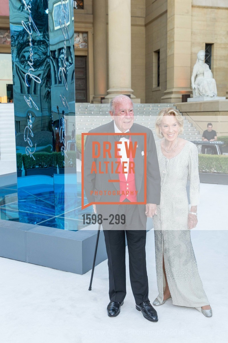 George Shultz, Charlotte Shultz, Stanford University's Cantor Arts Center Presents Rodin by Moonlight, Stanford University, September 19th, 2015,Drew Altizer, Drew Altizer Photography, full-service agency, private events, San Francisco photographer, photographer california