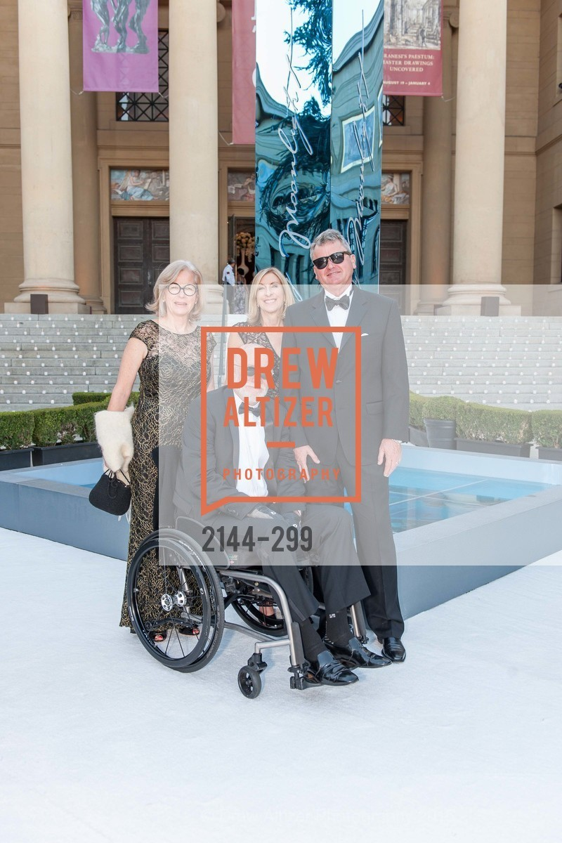 Gayle Mills, Michael van Eckhardt, Phil Haworth, S Sarah Ghaves, Stanford University's Cantor Arts Center Presents Rodin by Moonlight, Stanford University, September 19th, 2015,Drew Altizer, Drew Altizer Photography, full-service agency, private events, San Francisco photographer, photographer california