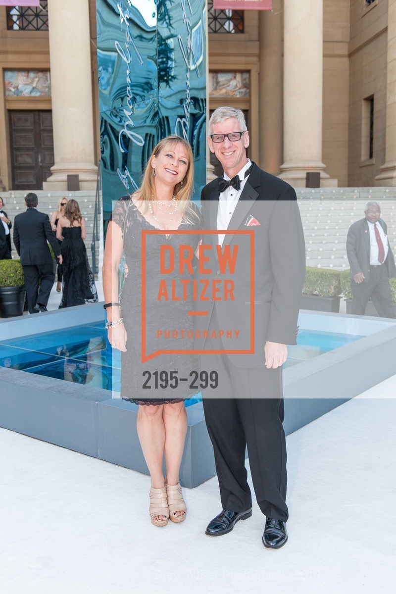 Viveke Kohn, Dave Kohn, Stanford University's Cantor Arts Center Presents Rodin by Moonlight, Stanford University, September 19th, 2015,Drew Altizer, Drew Altizer Photography, full-service agency, private events, San Francisco photographer, photographer california