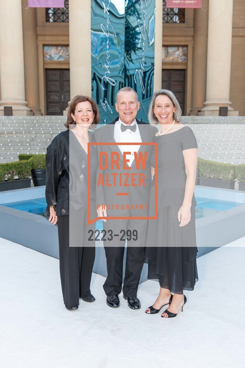 Linda Kemper, David Gockley, Connie Wolf, Stanford University's Cantor Arts Center Presents Rodin by Moonlight, Stanford University, September 19th, 2015,Drew Altizer, Drew Altizer Photography, full-service agency, private events, San Francisco photographer, photographer california