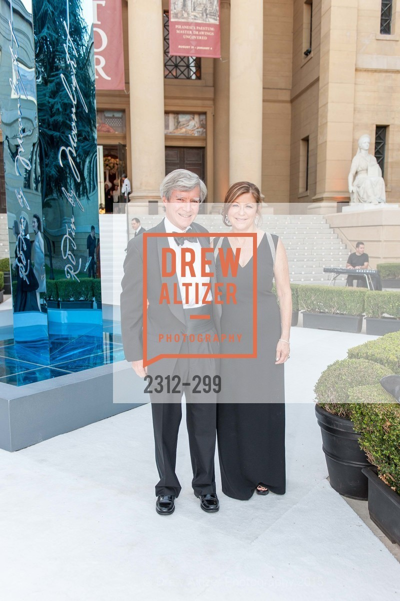 Chris Harte, Mary Jane Elmore, Stanford University's Cantor Arts Center Presents Rodin by Moonlight, Stanford University, September 19th, 2015,Drew Altizer, Drew Altizer Photography, full-service agency, private events, San Francisco photographer, photographer california