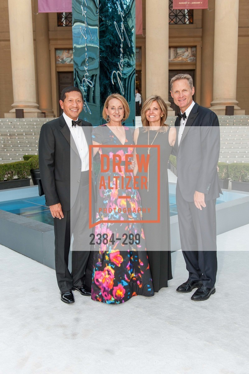 Geoff Yang, Amy Yang, Margot Kerr, Steve Kerr, Stanford University's Cantor Arts Center Presents Rodin by Moonlight, Stanford University, September 19th, 2015,Drew Altizer, Drew Altizer Photography, full-service event agency, private events, San Francisco photographer, photographer California