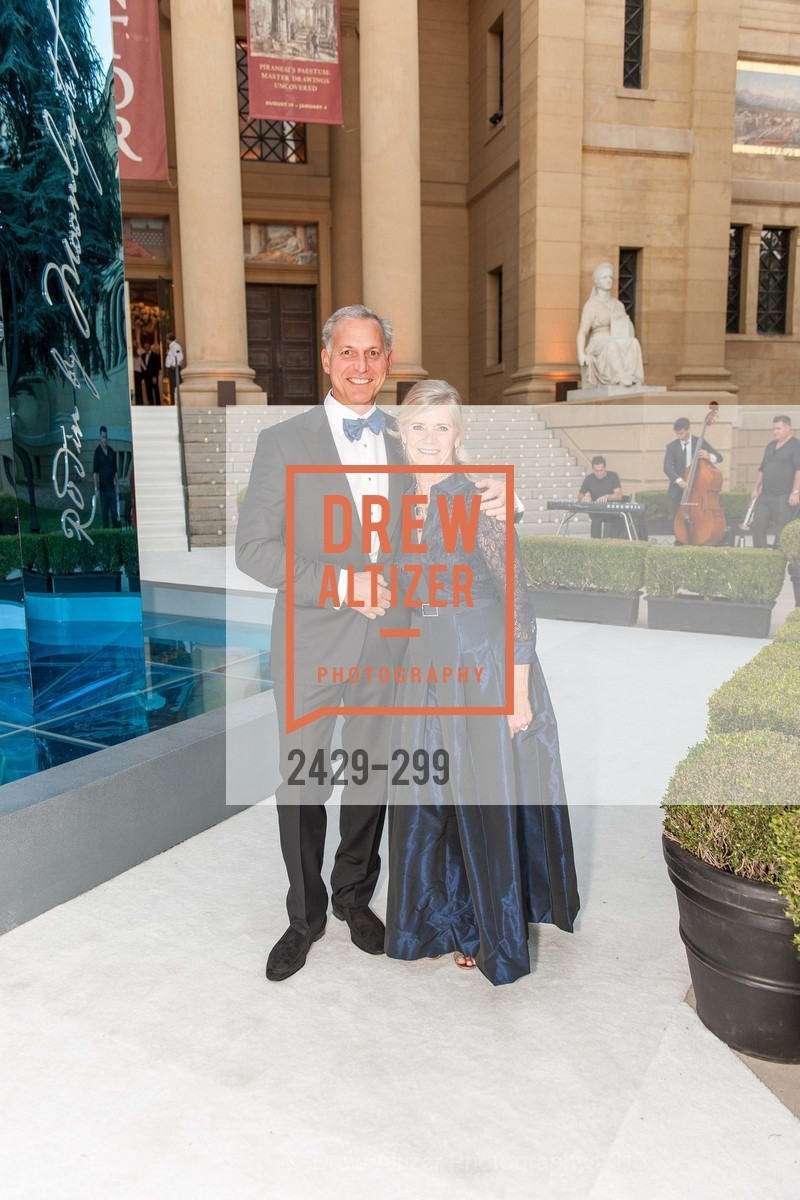 Jeff Brody, Julie Brody, Stanford University's Cantor Arts Center Presents Rodin by Moonlight, Stanford University, September 19th, 2015,Drew Altizer, Drew Altizer Photography, full-service agency, private events, San Francisco photographer, photographer california