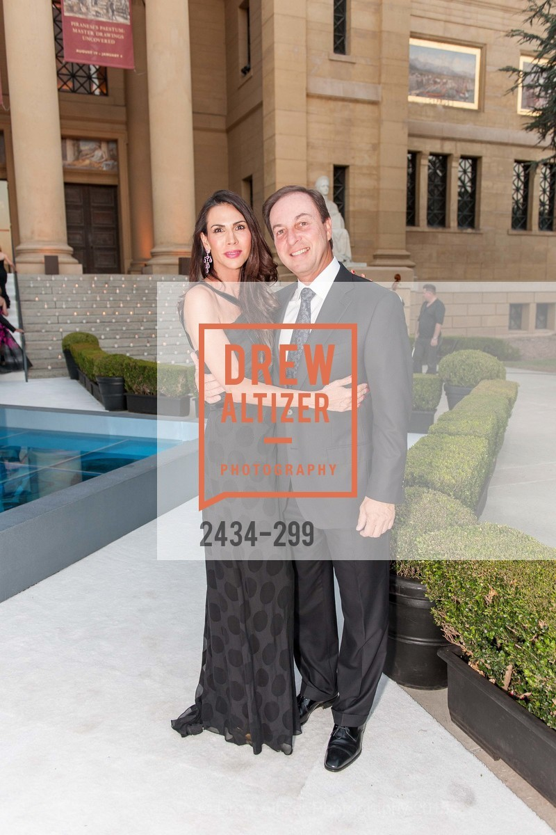 Nicole Curran, Joe Lacob, Stanford University's Cantor Arts Center Presents Rodin by Moonlight, Stanford University, September 19th, 2015,Drew Altizer, Drew Altizer Photography, full-service agency, private events, San Francisco photographer, photographer california