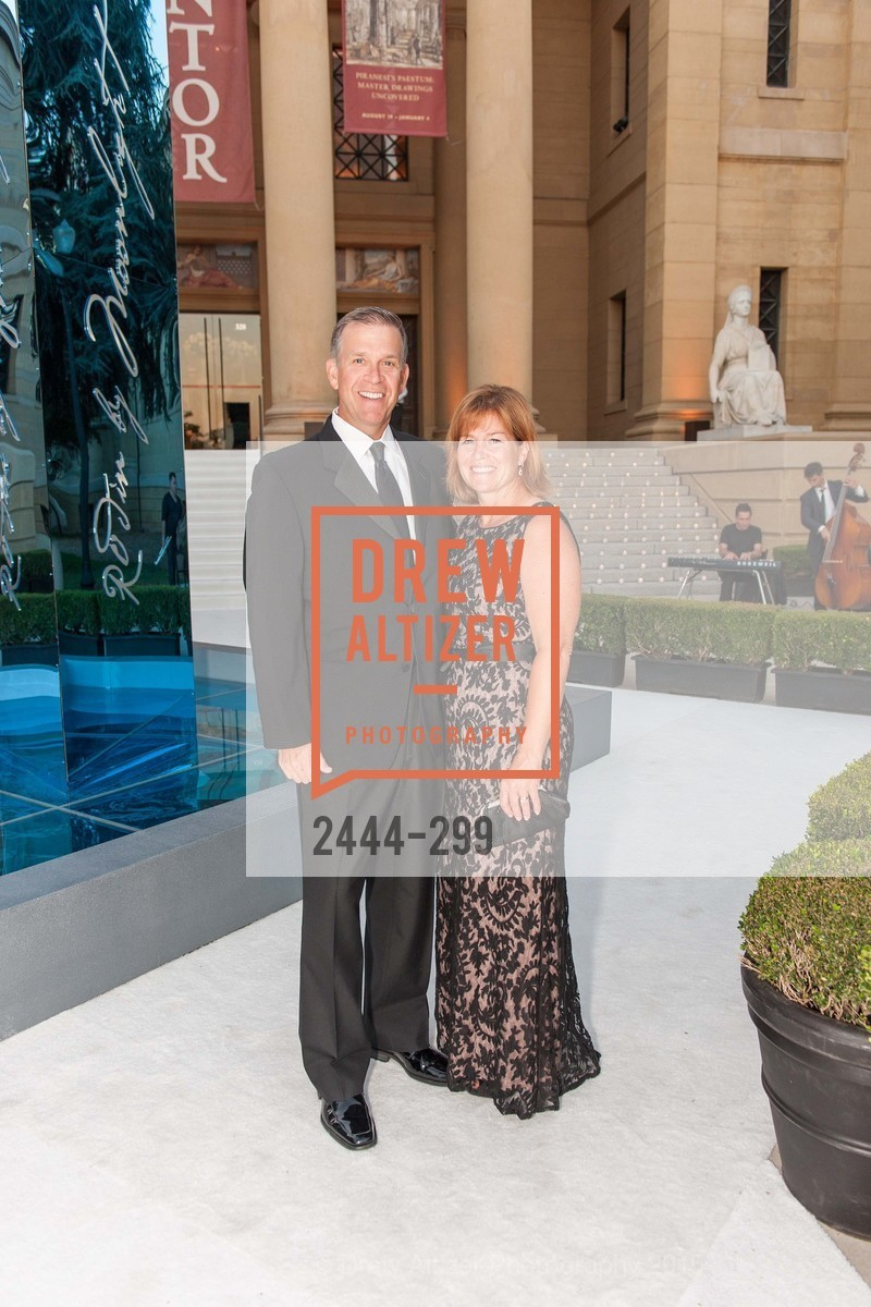 Andy Harmening, Diane Harmening, Stanford University's Cantor Arts Center Presents Rodin by Moonlight, Stanford University, September 19th, 2015,Drew Altizer, Drew Altizer Photography, full-service agency, private events, San Francisco photographer, photographer california
