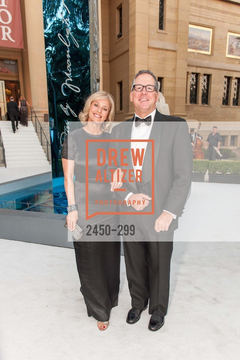Debbie Crouch, John Crouch, Stanford University's Cantor Arts Center Presents Rodin by Moonlight, Stanford University, September 19th, 2015,Drew Altizer, Drew Altizer Photography, full-service agency, private events, San Francisco photographer, photographer california