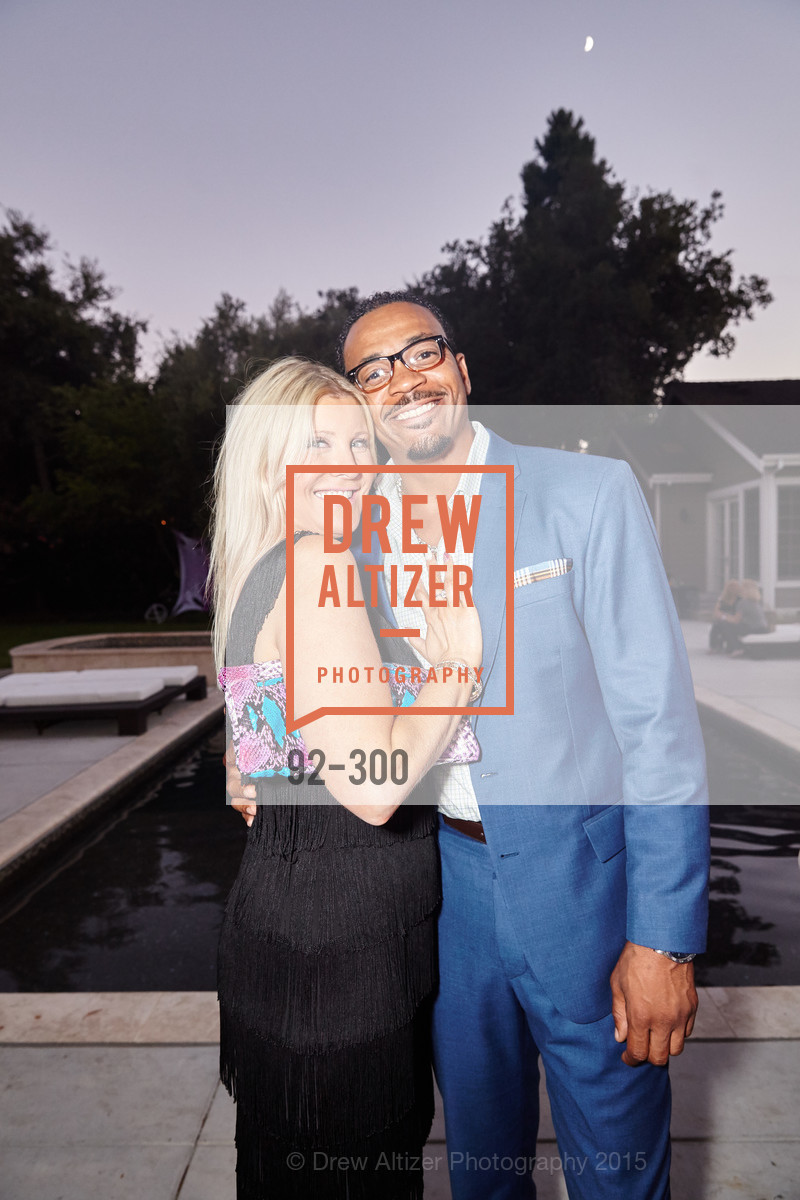 Amber Potter, Clarence Russell, Breast Cancer Awareness Fund Presents This Old Bag Silicon Valley Preview Party, Private Residence, September 19th, 2015,Drew Altizer, Drew Altizer Photography, full-service agency, private events, San Francisco photographer, photographer california
