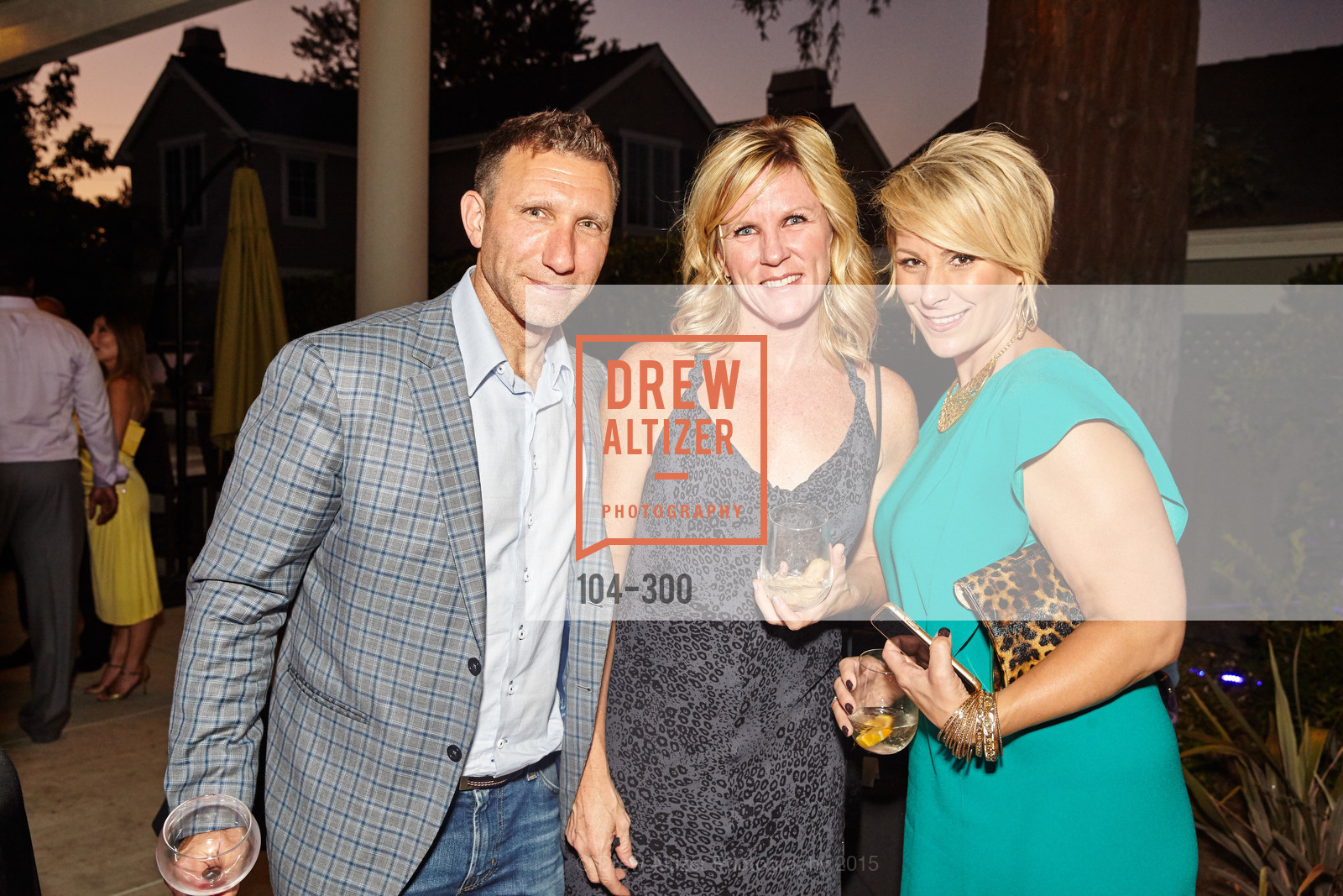 Dave Simon, Kim Simon, Sissy Demerritt, Breast Cancer Awareness Fund Presents This Old Bag Silicon Valley Preview Party, Private Residence, September 19th, 2015,Drew Altizer, Drew Altizer Photography, full-service agency, private events, San Francisco photographer, photographer california