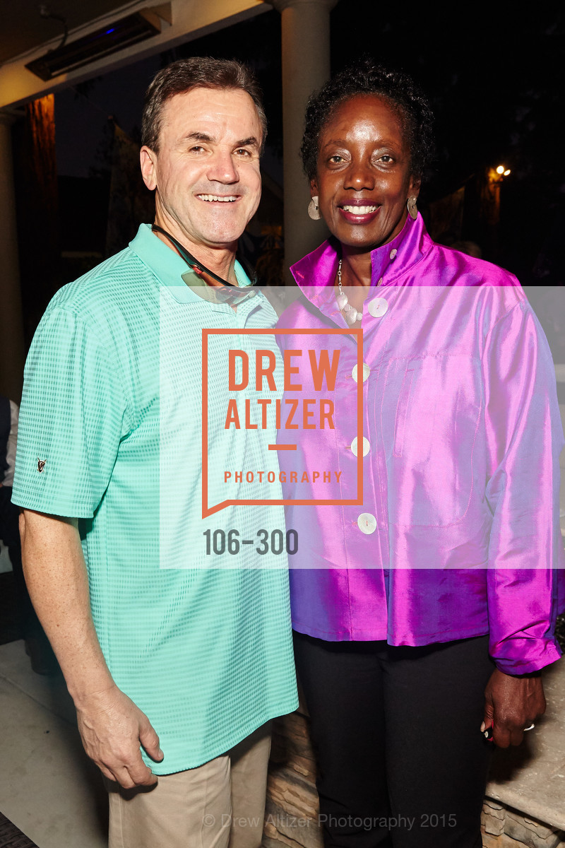 Mark Rogers, Sandra Nathan, Breast Cancer Awareness Fund Presents This Old Bag Silicon Valley Preview Party, Private Residence, September 19th, 2015,Drew Altizer, Drew Altizer Photography, full-service event agency, private events, San Francisco photographer, photographer California