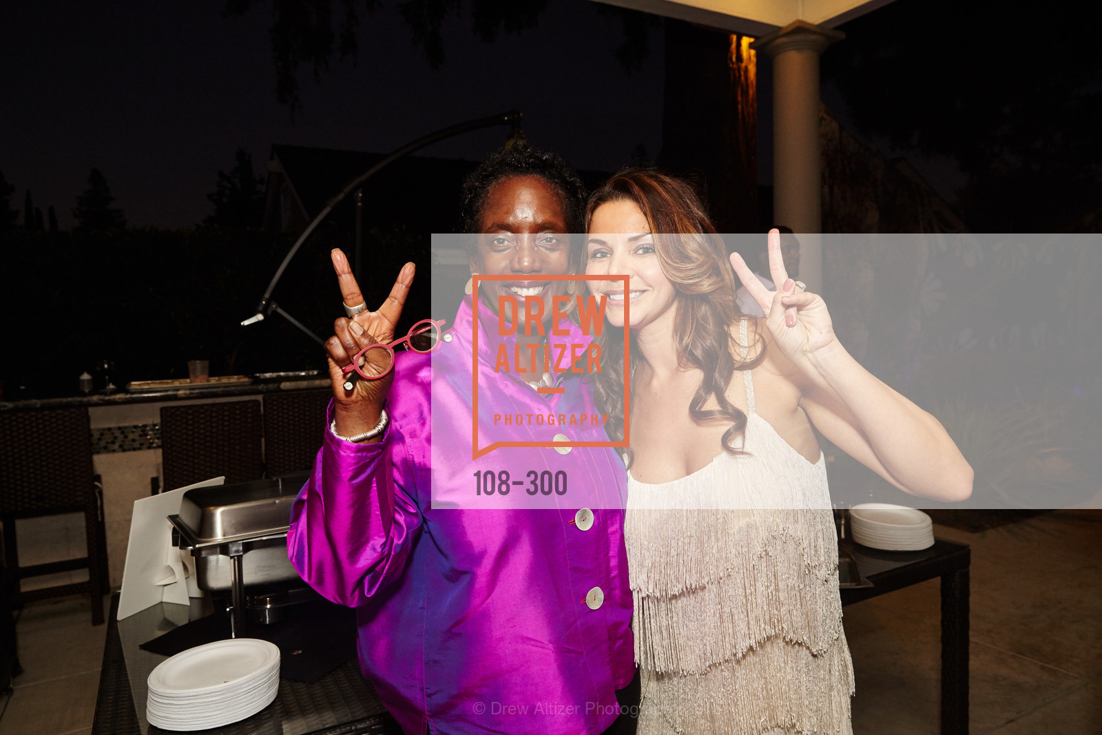 Sandra Nathan, Christine Merritt, Breast Cancer Awareness Fund Presents This Old Bag Silicon Valley Preview Party, Private Residence, September 19th, 2015,Drew Altizer, Drew Altizer Photography, full-service agency, private events, San Francisco photographer, photographer california