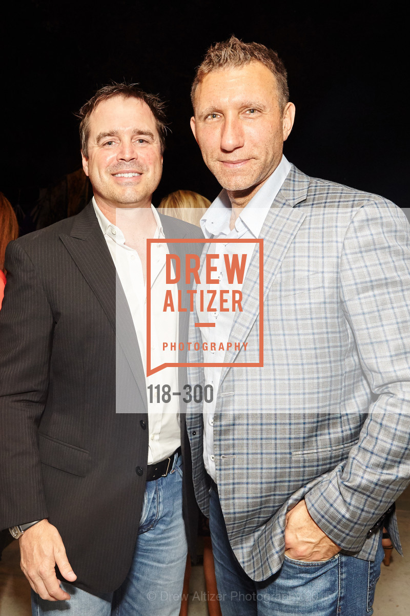 Chris Bernhoft, Dave Simon, Breast Cancer Awareness Fund Presents This Old Bag Silicon Valley Preview Party, Private Residence, September 19th, 2015,Drew Altizer, Drew Altizer Photography, full-service agency, private events, San Francisco photographer, photographer california