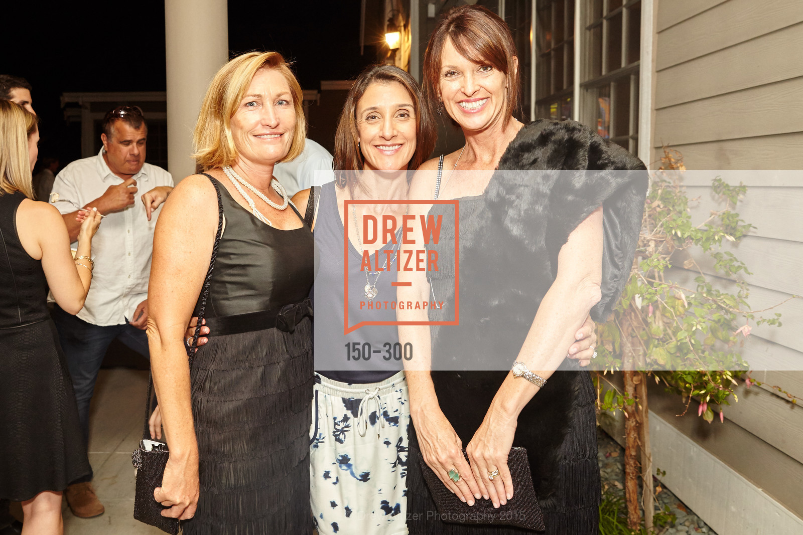 Holly Keiser, Lisa Condensa, Patricia Weinstein, Breast Cancer Awareness Fund Presents This Old Bag Silicon Valley Preview Party, Private Residence, September 19th, 2015,Drew Altizer, Drew Altizer Photography, full-service agency, private events, San Francisco photographer, photographer california