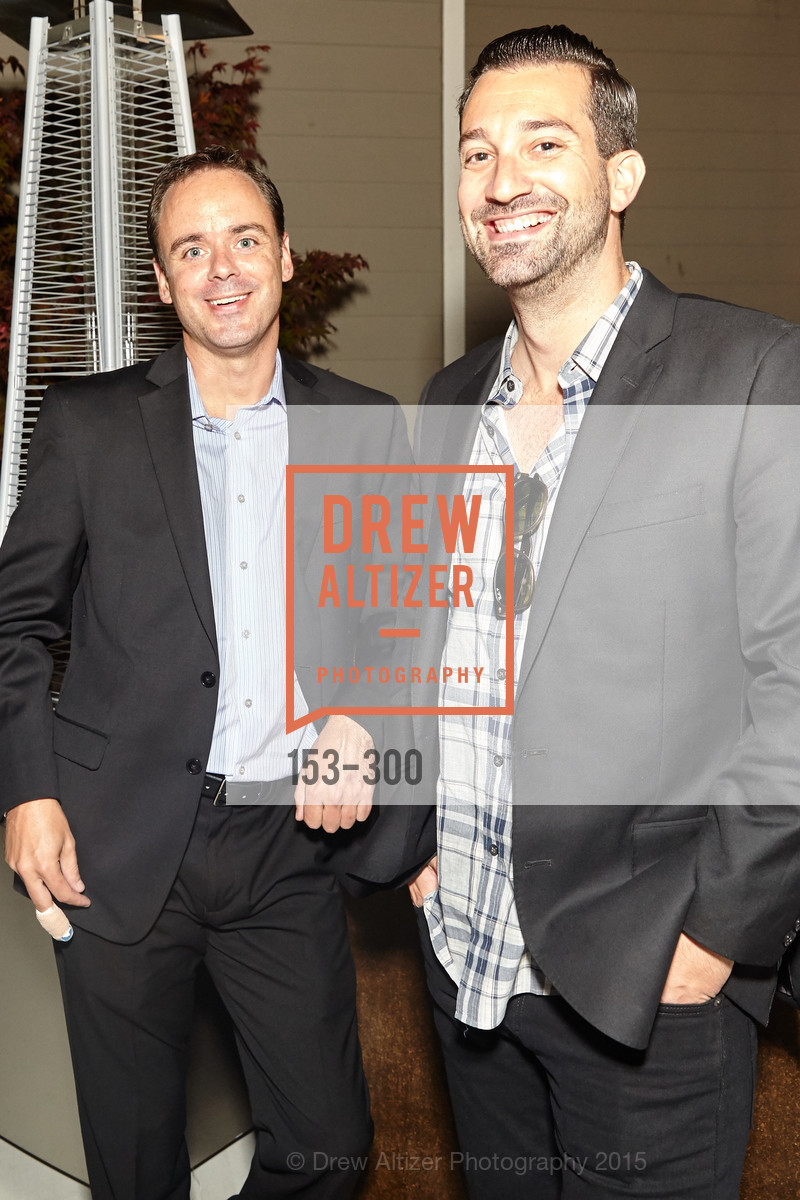 Ben Hoomes, Eli Romberg, Breast Cancer Awareness Fund Presents This Old Bag Silicon Valley Preview Party, Private Residence, September 19th, 2015,Drew Altizer, Drew Altizer Photography, full-service agency, private events, San Francisco photographer, photographer california