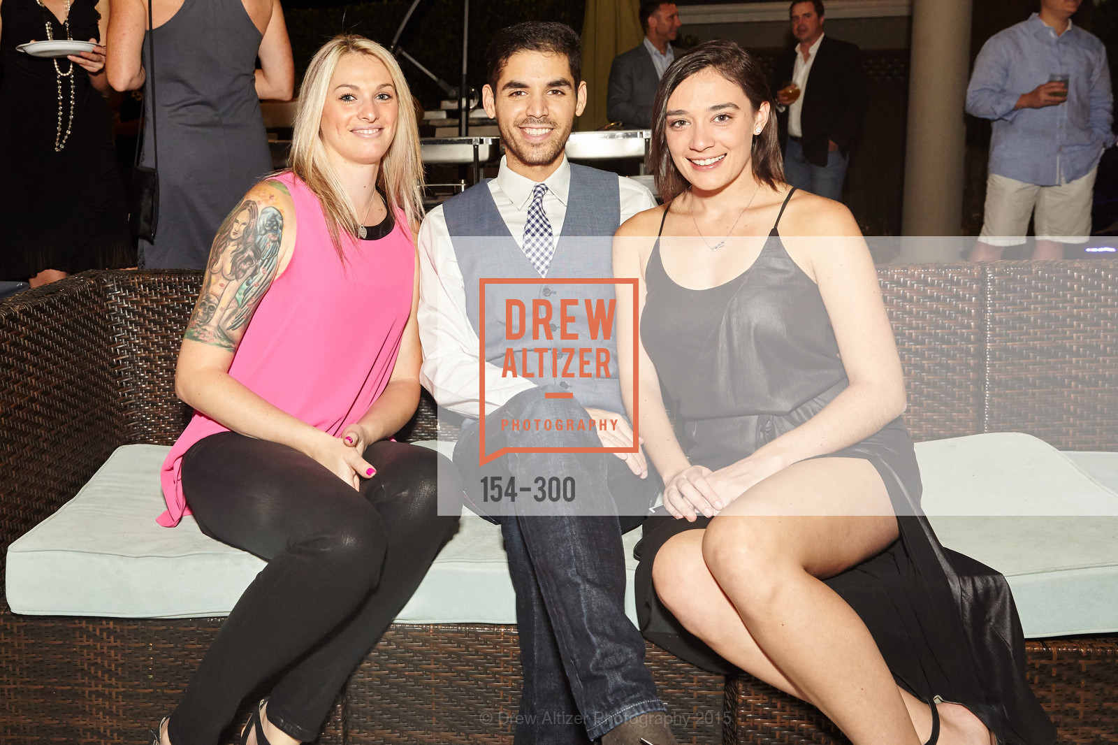 Katy Hamer, Joe Zelaya, Alissa Aguilar, Breast Cancer Awareness Fund Presents This Old Bag Silicon Valley Preview Party, Private Residence, September 19th, 2015,Drew Altizer, Drew Altizer Photography, full-service agency, private events, San Francisco photographer, photographer california