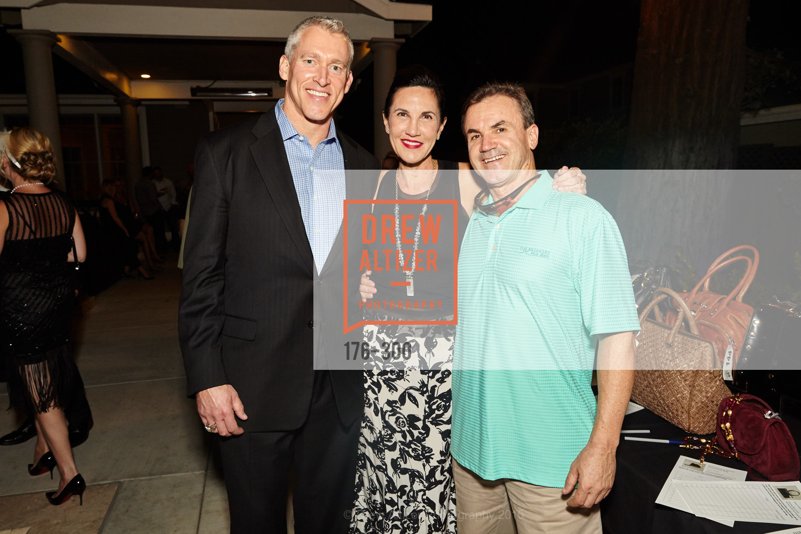 Robert Millard, Stephanie Hacker, Mark Rogers, Breast Cancer Awareness Fund Presents This Old Bag Silicon Valley Preview Party, Private Residence, September 19th, 2015,Drew Altizer, Drew Altizer Photography, full-service agency, private events, San Francisco photographer, photographer california