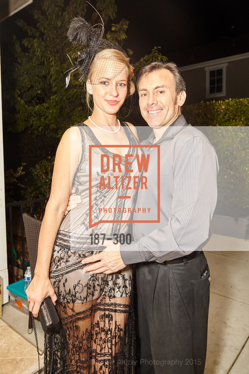 Victoria Sandoval, Gabriel Sandoval, Breast Cancer Awareness Fund Presents This Old Bag Silicon Valley Preview Party, Private Residence, September 19th, 2015,Drew Altizer, Drew Altizer Photography, full-service agency, private events, San Francisco photographer, photographer california