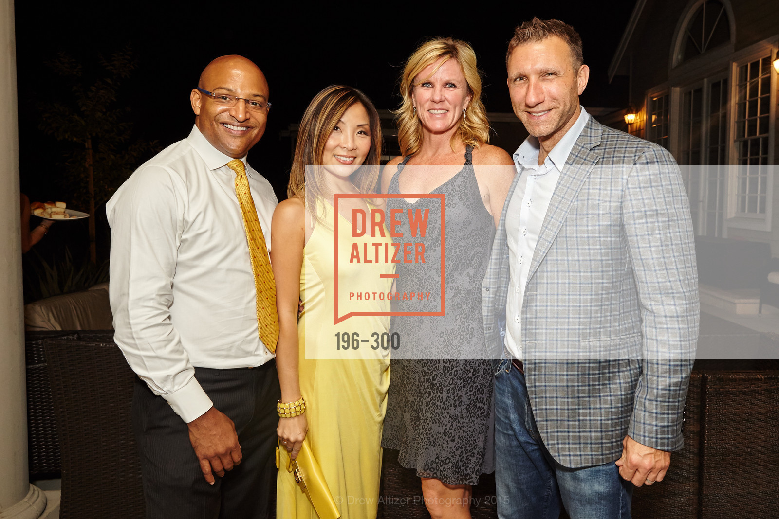 Emir Lindo Tracey Ting, Kim Simon, Dave Simon, Breast Cancer Awareness Fund Presents This Old Bag Silicon Valley Preview Party, Private Residence, September 19th, 2015,Drew Altizer, Drew Altizer Photography, full-service agency, private events, San Francisco photographer, photographer california