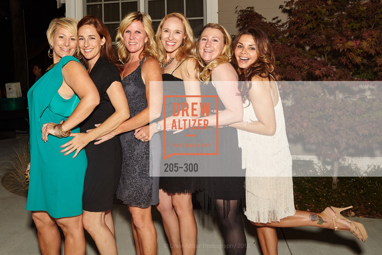 Sissy Demerritt, Karlee Holden, Kim Simon, Anita Sandover, Kelly Hall, Christine Merritt, Breast Cancer Awareness Fund Presents This Old Bag Silicon Valley Preview Party, Private Residence, September 19th, 2015,Drew Altizer, Drew Altizer Photography, full-service agency, private events, San Francisco photographer, photographer california