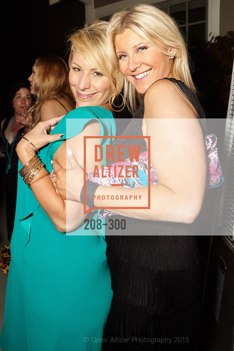 Sissy Demerritt, Amber Potter, Breast Cancer Awareness Fund Presents This Old Bag Silicon Valley Preview Party, Private Residence, September 19th, 2015,Drew Altizer, Drew Altizer Photography, full-service agency, private events, San Francisco photographer, photographer california