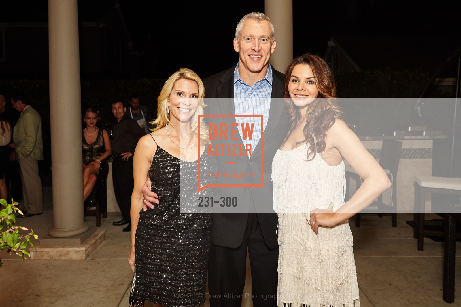 Erika Millard, Robert Millard, Christine Merritt, Breast Cancer Awareness Fund Presents This Old Bag Silicon Valley Preview Party, Private Residence, September 19th, 2015,Drew Altizer, Drew Altizer Photography, full-service agency, private events, San Francisco photographer, photographer california
