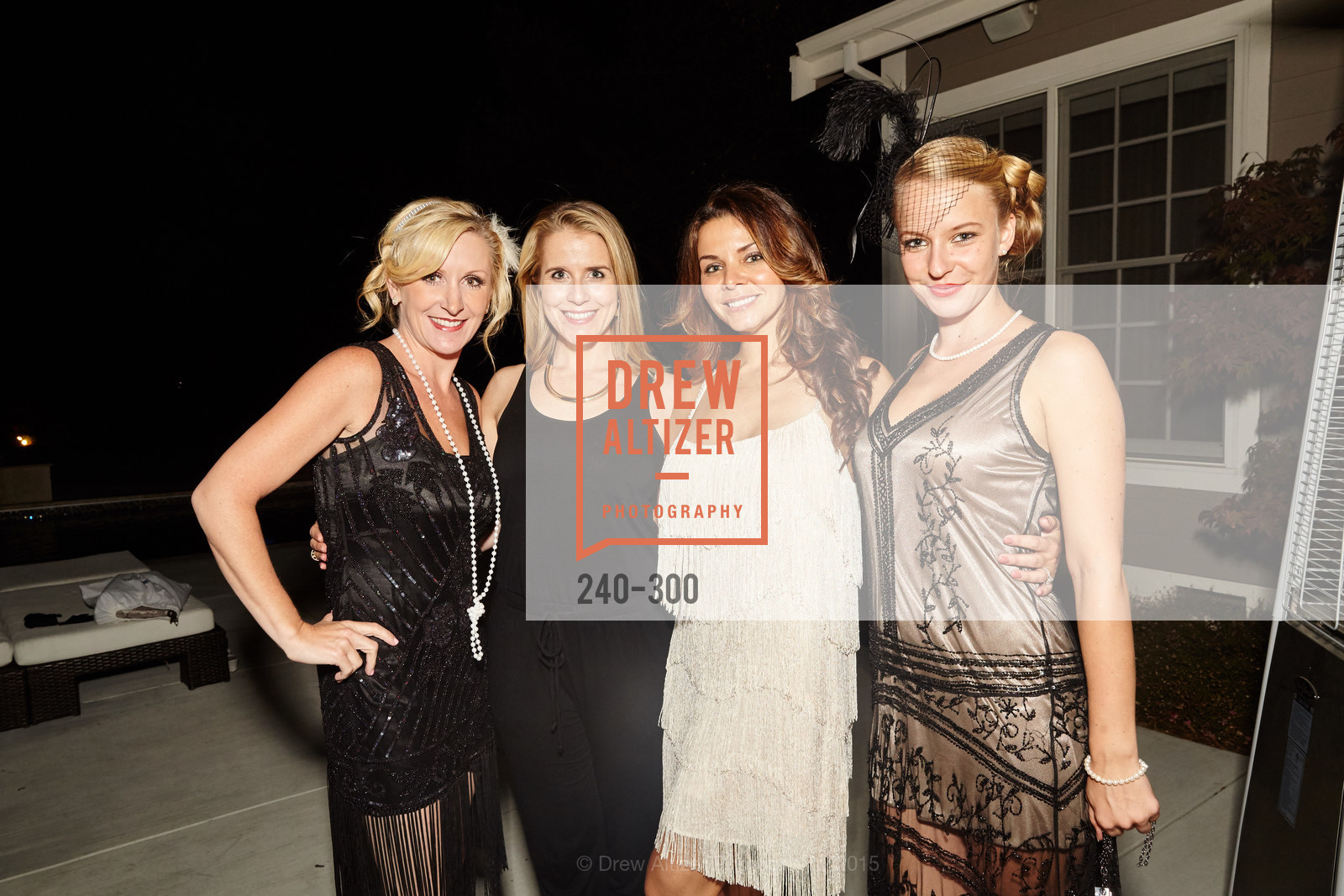 Alissia Sullivan, Camille Bernhoft, Christine Merritt, Victoria Sandoval, Breast Cancer Awareness Fund Presents This Old Bag Silicon Valley Preview Party, Private Residence, September 19th, 2015,Drew Altizer, Drew Altizer Photography, full-service agency, private events, San Francisco photographer, photographer california