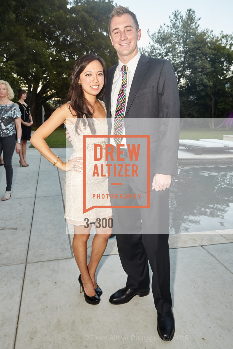 Helen Chen, Brett Voith, Breast Cancer Awareness Fund Presents This Old Bag Silicon Valley Preview Party, Private Residence, September 19th, 2015,Drew Altizer, Drew Altizer Photography, full-service agency, private events, San Francisco photographer, photographer california