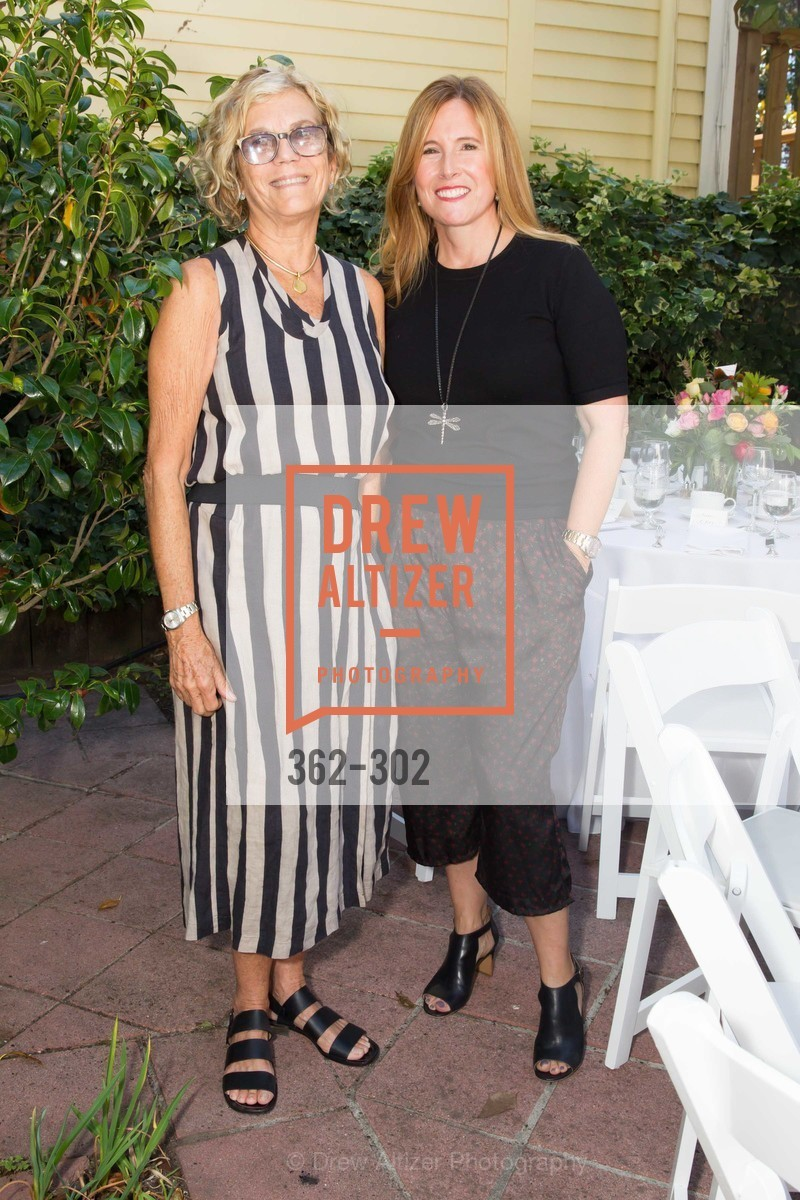 Nancy Mayer, Lisa Rissetto, Rissetto launch honoring Jennifer Raiser & Sukey Forbes, Blanc. 3615 Sacramento SF, September 21st, 2015,Drew Altizer, Drew Altizer Photography, full-service agency, private events, San Francisco photographer, photographer california