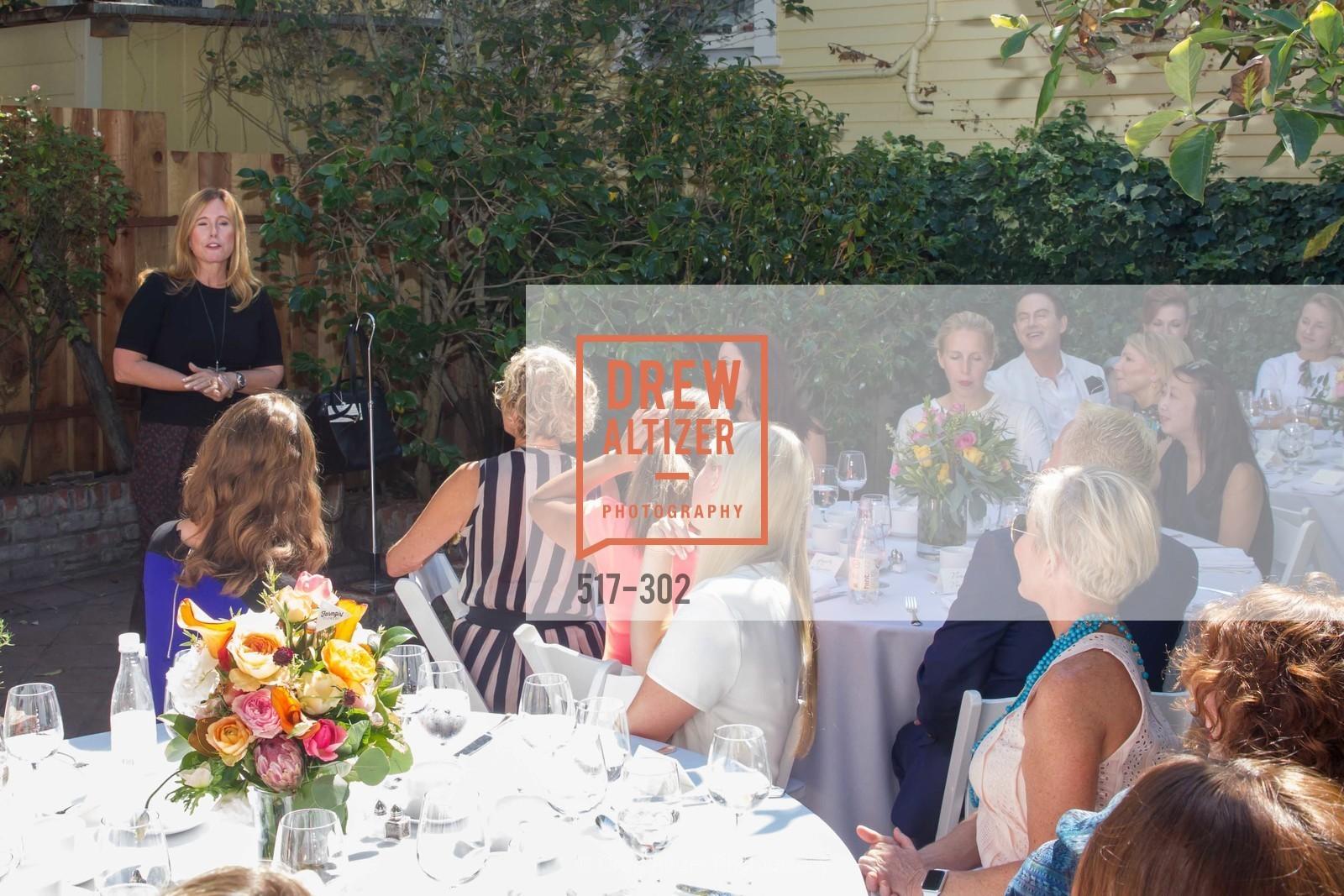 Lisa Rissetto, Rissetto launch honoring Jennifer Raiser & Sukey Forbes, Blanc. 3615 Sacramento SF, September 21st, 2015