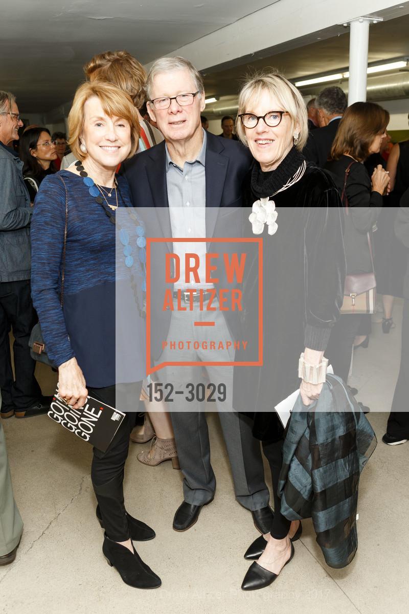 Judy Wood with John Wyro and Evans Wyro
