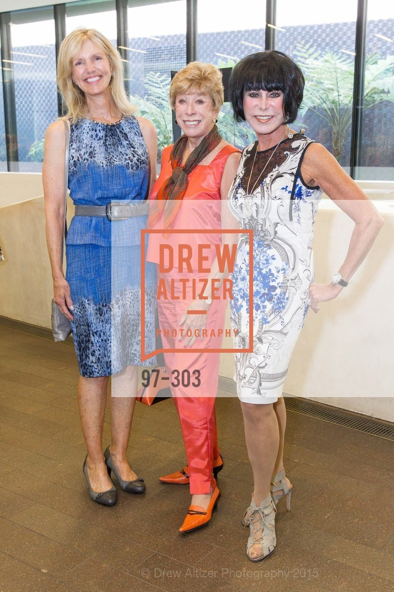 Andrea Schultz, Maria Pitcairn, Marilyn Cabak, Fine Arts Museums Annual Donors' Luncheon, de Young Museum. 3010 24th St, September 21st, 2015,Drew Altizer, Drew Altizer Photography, full-service agency, private events, San Francisco photographer, photographer california