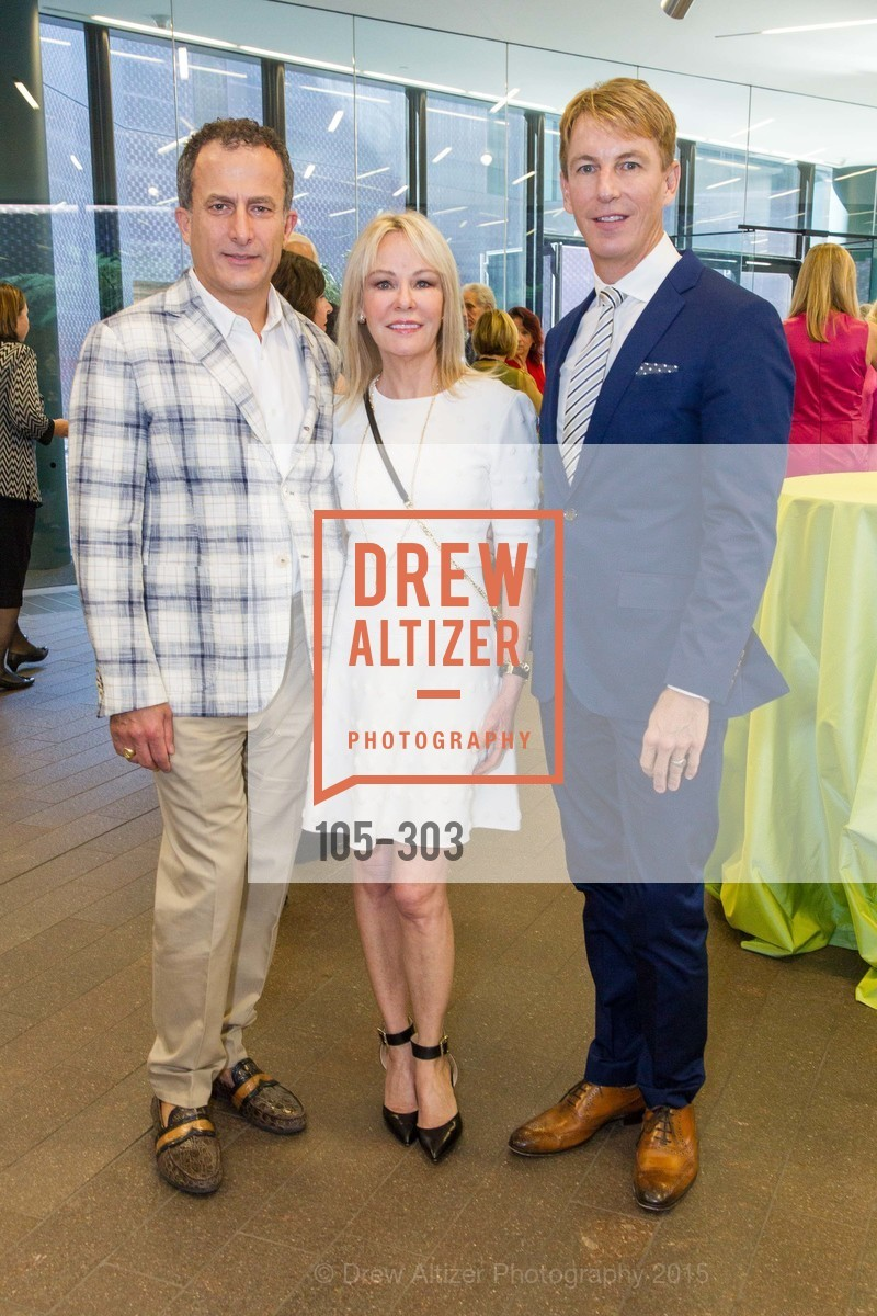 Jorge Maumer, Ellen Coleman, Jack Calhoun, Fine Arts Museums Annual Donors' Luncheon, de Young Museum. 3010 24th St, September 21st, 2015,Drew Altizer, Drew Altizer Photography, full-service agency, private events, San Francisco photographer, photographer california