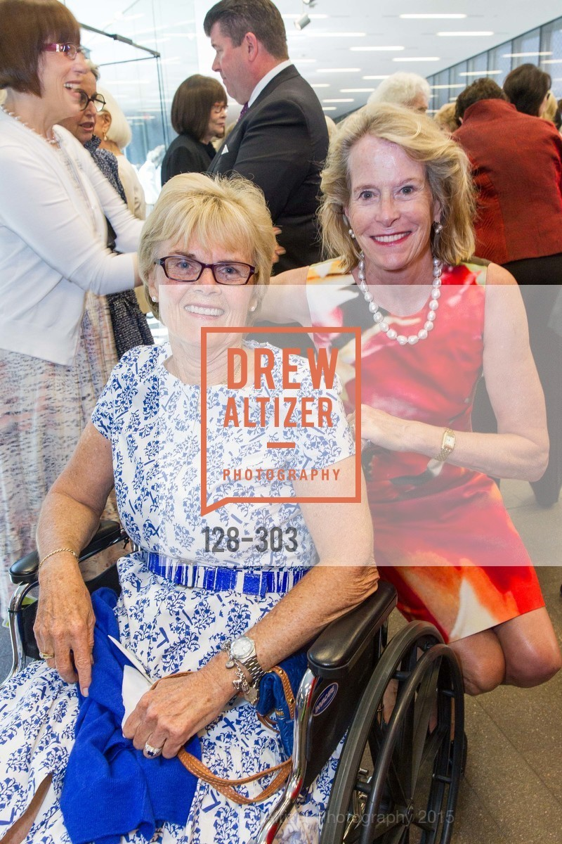 Heidi Cary, Edith Toben, Fine Arts Museums Annual Donors' Luncheon, de Young Museum. 3010 24th St, September 21st, 2015,Drew Altizer, Drew Altizer Photography, full-service agency, private events, San Francisco photographer, photographer california