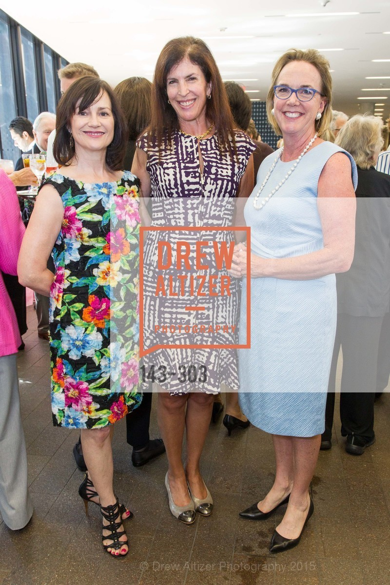 D'Anne Singleton, Jane Gazzola, Elizabeth Adams, Fine Arts Museums Annual Donors' Luncheon, de Young Museum. 3010 24th St, September 21st, 2015,Drew Altizer, Drew Altizer Photography, full-service agency, private events, San Francisco photographer, photographer california