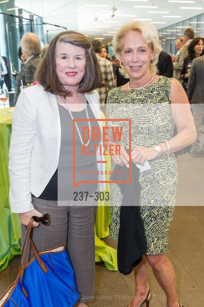 Peggy Mitchell, Margaret Denning, Fine Arts Museums Annual Donors' Luncheon, de Young Museum. 3010 24th St, September 21st, 2015,Drew Altizer, Drew Altizer Photography, full-service agency, private events, San Francisco photographer, photographer california