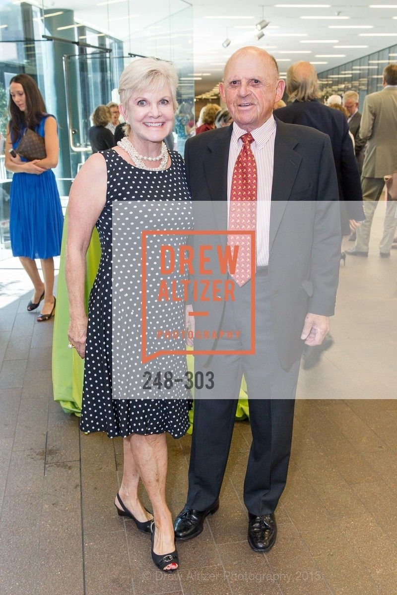 Connie Lurie, Bob Lurie, Fine Arts Museums Annual Donors' Luncheon, de Young Museum. 3010 24th St, September 21st, 2015,Drew Altizer, Drew Altizer Photography, full-service agency, private events, San Francisco photographer, photographer california