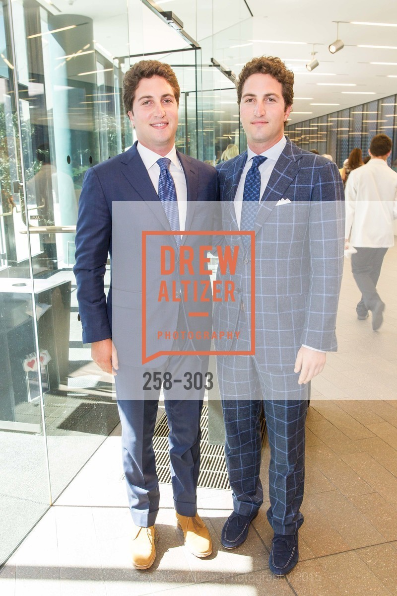 Matthew Goldman, Jason Goldman, Fine Arts Museums Annual Donors' Luncheon, de Young Museum. 3010 24th St, September 21st, 2015,Drew Altizer, Drew Altizer Photography, full-service agency, private events, San Francisco photographer, photographer california