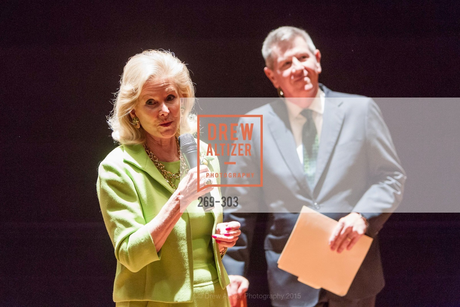 Dede Wilsey, Richard Benefield, Fine Arts Museums Annual Donors' Luncheon, de Young Museum. 3010 24th St, September 21st, 2015,Drew Altizer, Drew Altizer Photography, full-service agency, private events, San Francisco photographer, photographer california