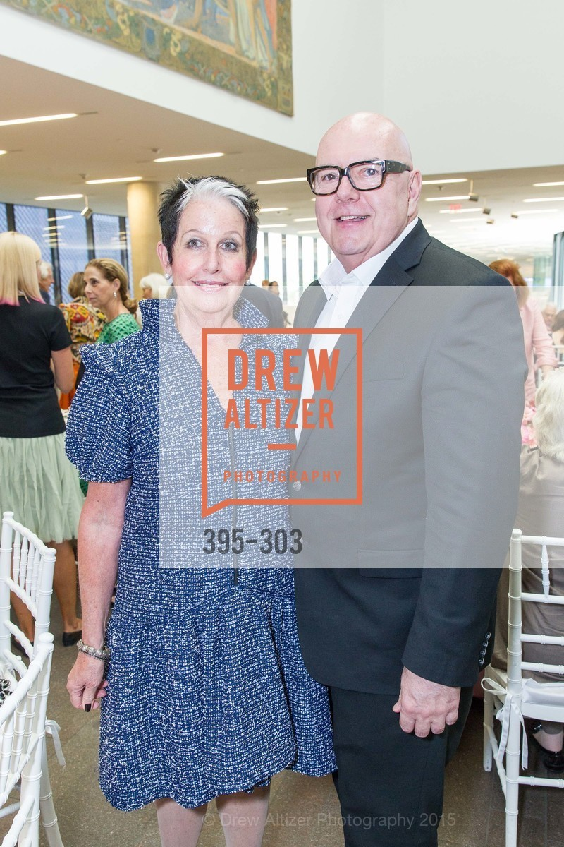 Karen Kubin, Robert Atkinson, Fine Arts Museums Annual Donors' Luncheon, de Young Museum. 3010 24th St, September 21st, 2015,Drew Altizer, Drew Altizer Photography, full-service agency, private events, San Francisco photographer, photographer california