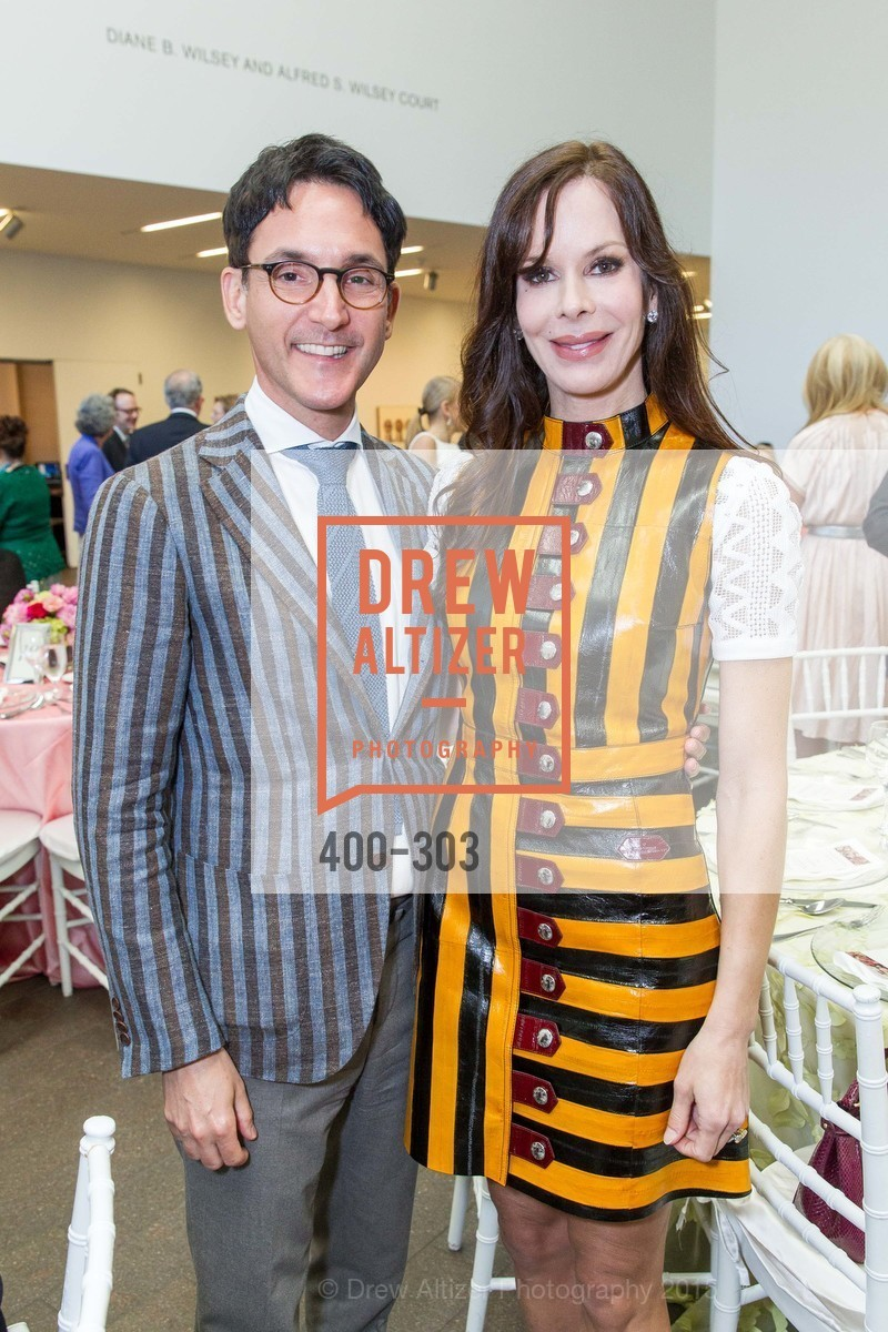 James Krohn, Stephanie Marver, Fine Arts Museums Annual Donors' Luncheon, de Young Museum. 3010 24th St, September 21st, 2015,Drew Altizer, Drew Altizer Photography, full-service agency, private events, San Francisco photographer, photographer california