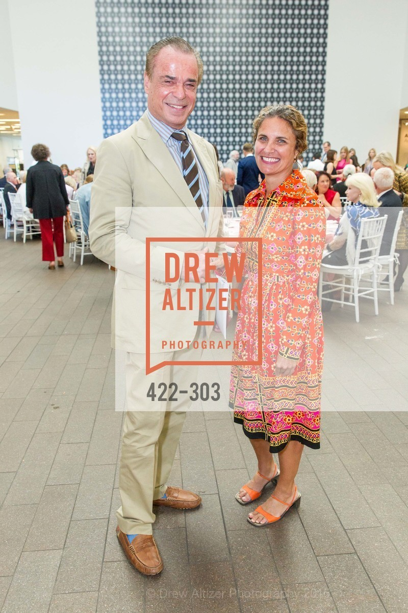 Boaz Mazor, Jill D'Alessandro, Fine Arts Museums Annual Donors' Luncheon, de Young Museum. 3010 24th St, September 21st, 2015,Drew Altizer, Drew Altizer Photography, full-service agency, private events, San Francisco photographer, photographer california