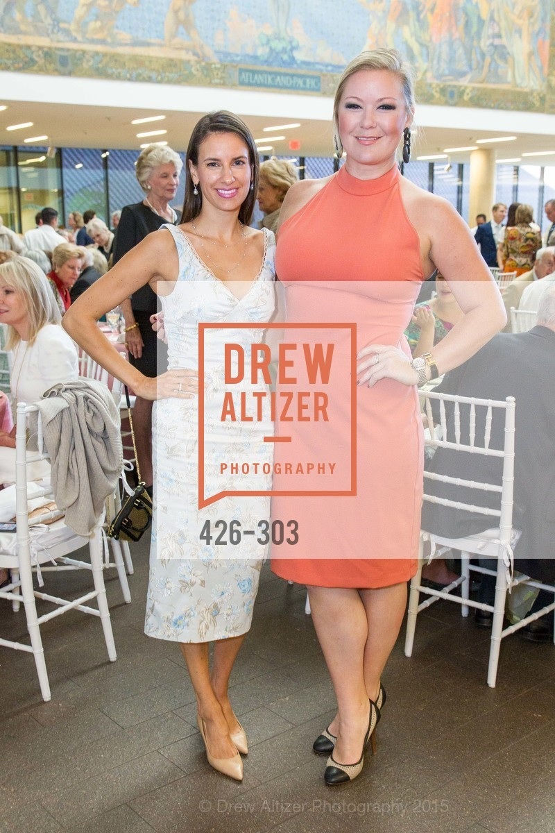 Patricia Bassios, Liz Curtis, Fine Arts Museums Annual Donors' Luncheon, de Young Museum. 3010 24th St, September 21st, 2015,Drew Altizer, Drew Altizer Photography, full-service agency, private events, San Francisco photographer, photographer california