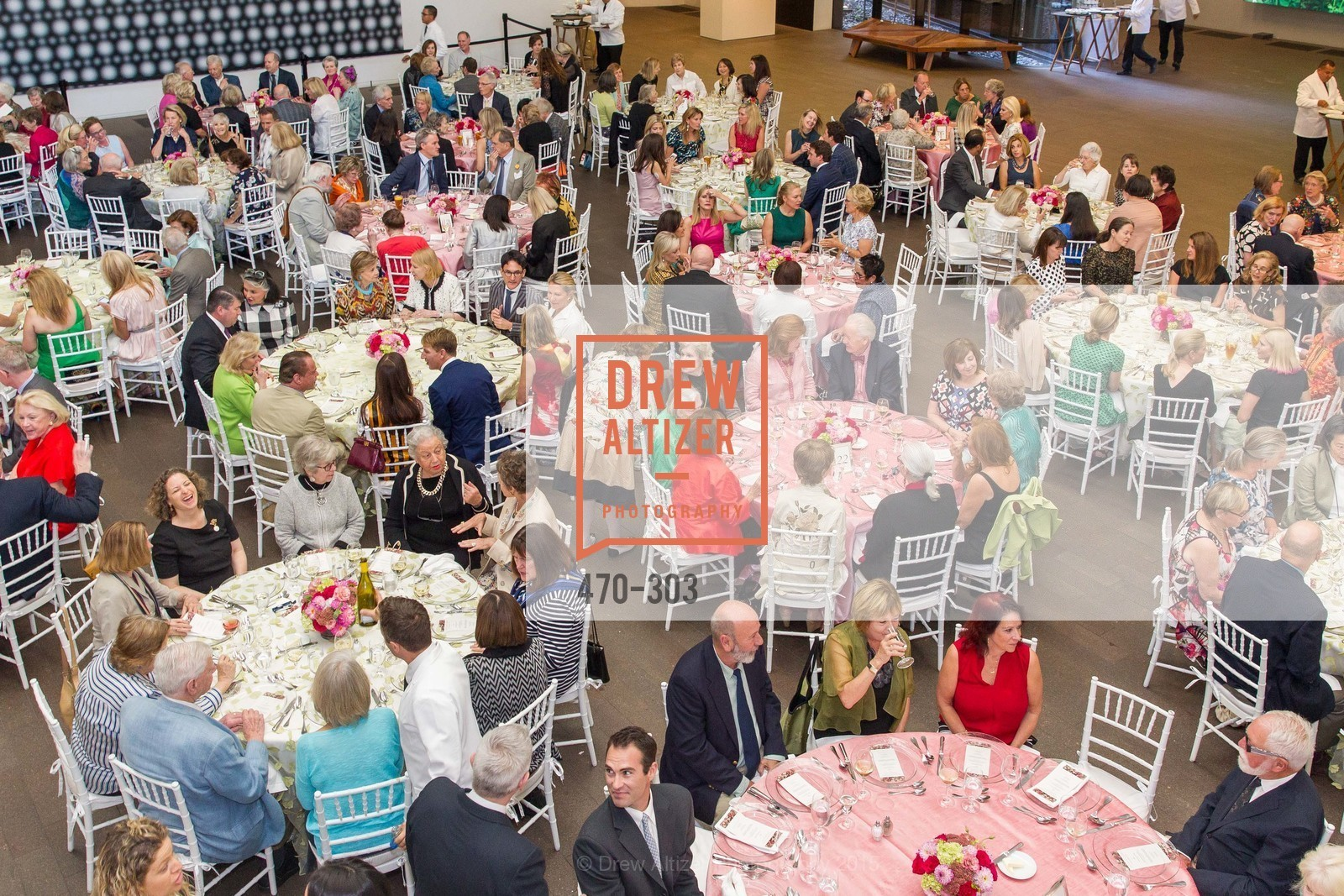Atmosphere, Fine Arts Museums Annual Donors' Luncheon, de Young Museum. 3010 24th St, September 21st, 2015,Drew Altizer, Drew Altizer Photography, full-service agency, private events, San Francisco photographer, photographer california