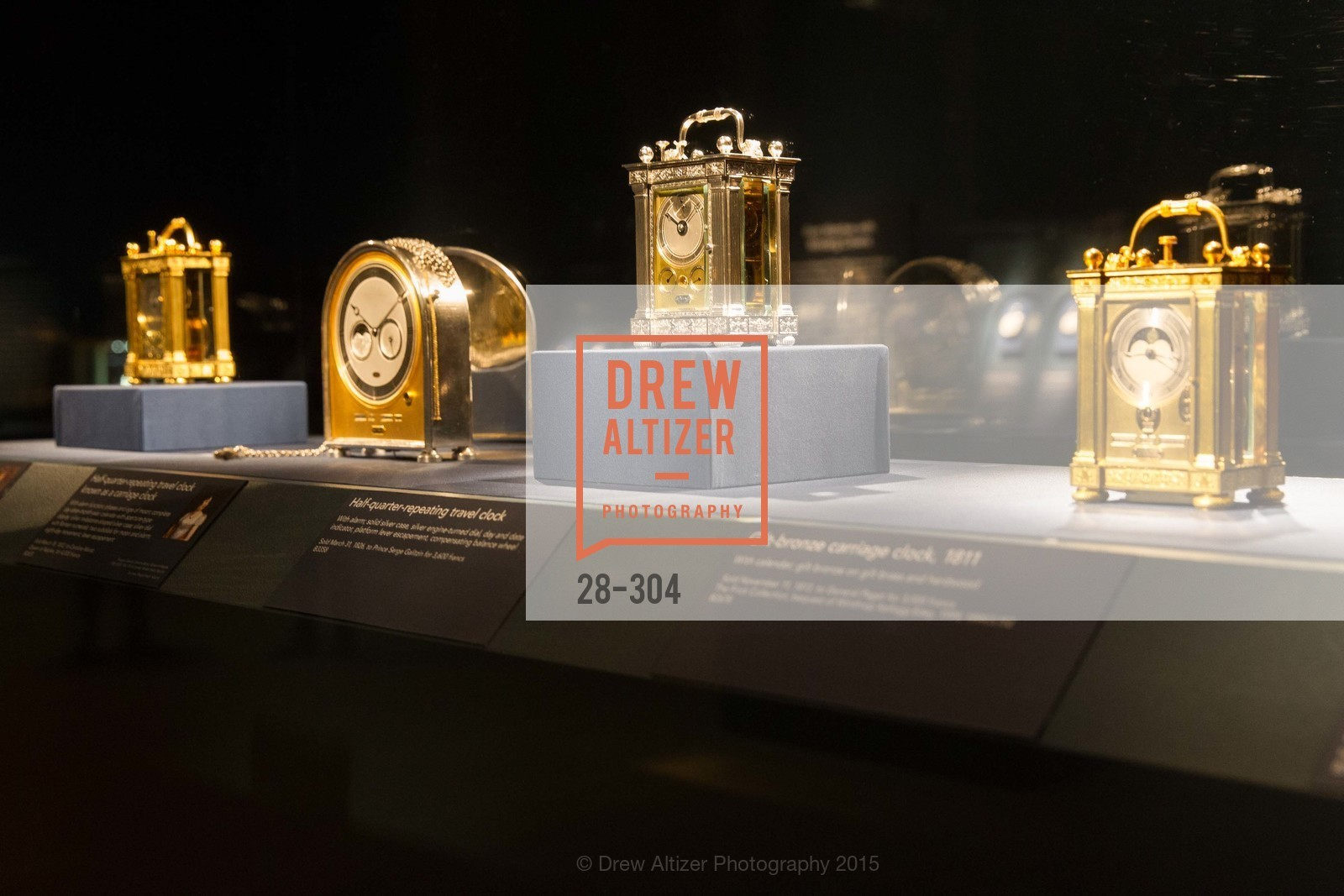 Atmosphere, Breguet: Art and Innovation in Watchmaking & Ancient Luxury Press Preview, September 17th, 2015, Photo,Drew Altizer, Drew Altizer Photography, full-service agency, private events, San Francisco photographer, photographer california