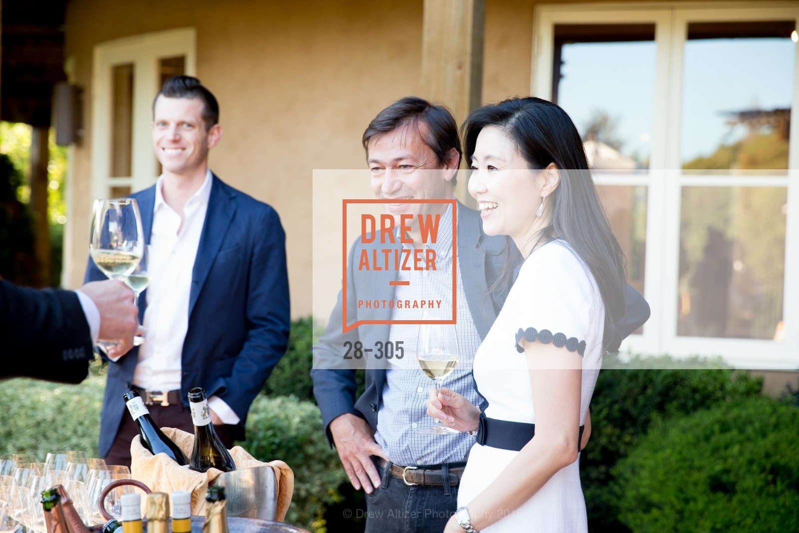 Will Harlan, Jeannie Cho Lee MW, LE PAN Napa Valley Launch Cocktail Party, Auberge dr Soliel, September 22nd, 2015,Drew Altizer, Drew Altizer Photography, full-service agency, private events, San Francisco photographer, photographer california