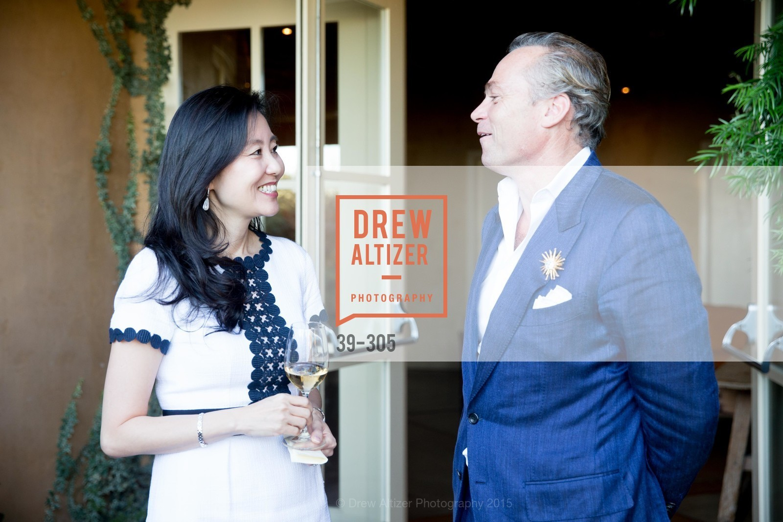Jeannie Cho Lee MW, Jean-Charles Boisset, LE PAN Napa Valley Launch Cocktail Party, Auberge dr Soliel, September 22nd, 2015,Drew Altizer, Drew Altizer Photography, full-service agency, private events, San Francisco photographer, photographer california