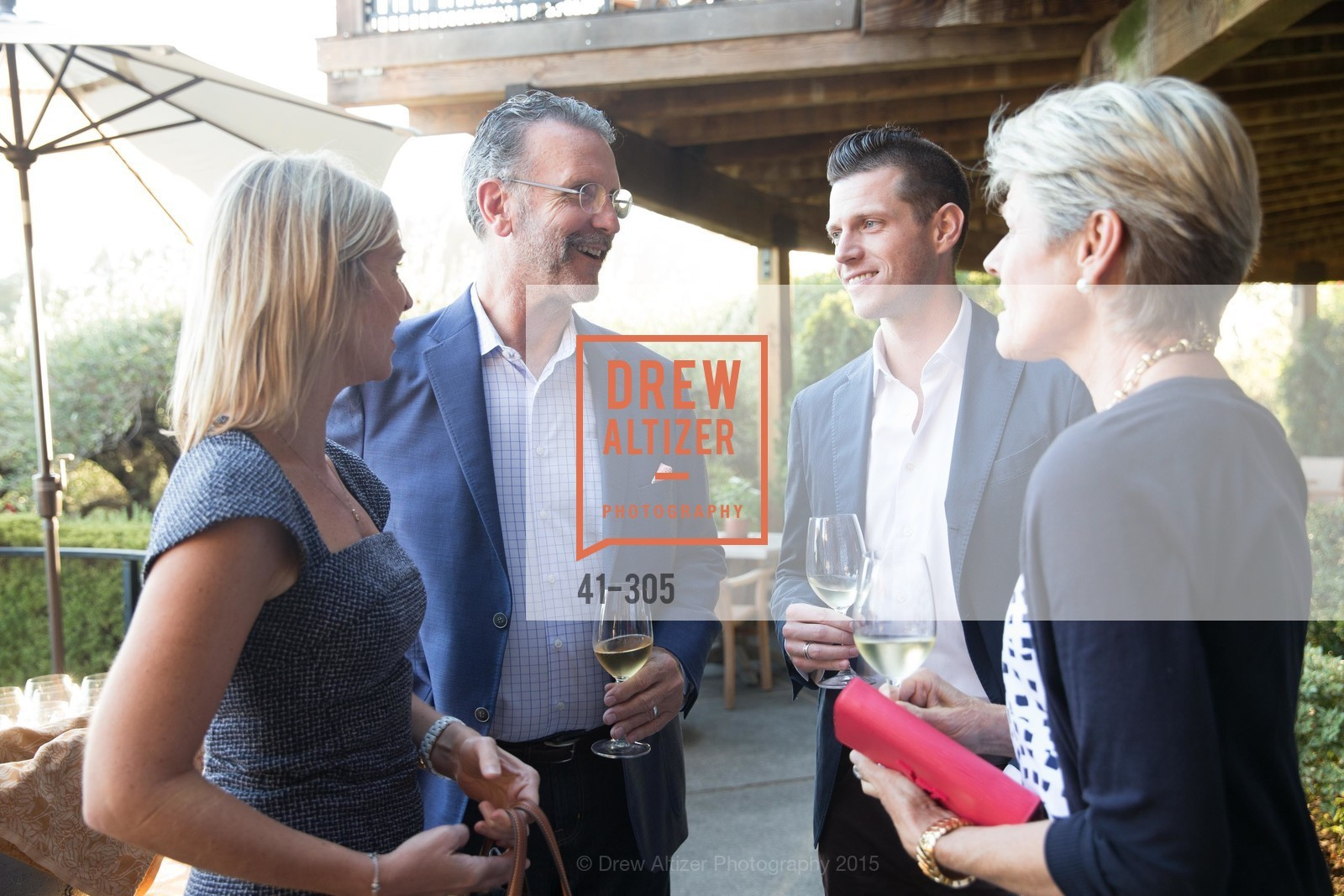 Betsy Reynard, Don Weaver, Will Harlan, Deborah Harlan, LE PAN Napa Valley Launch Cocktail Party, Auberge dr Soliel, September 22nd, 2015,Drew Altizer, Drew Altizer Photography, full-service agency, private events, San Francisco photographer, photographer california