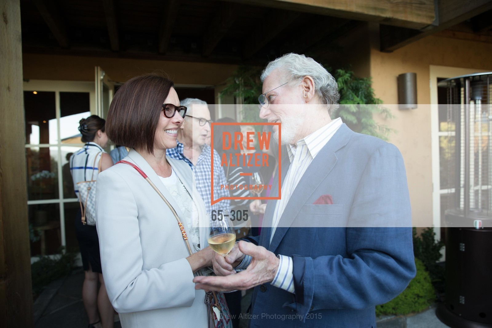 Ann Cogan, Bill Harlan, LE PAN Napa Valley Launch Cocktail Party, Auberge dr Soliel, September 22nd, 2015,Drew Altizer, Drew Altizer Photography, full-service agency, private events, San Francisco photographer, photographer california