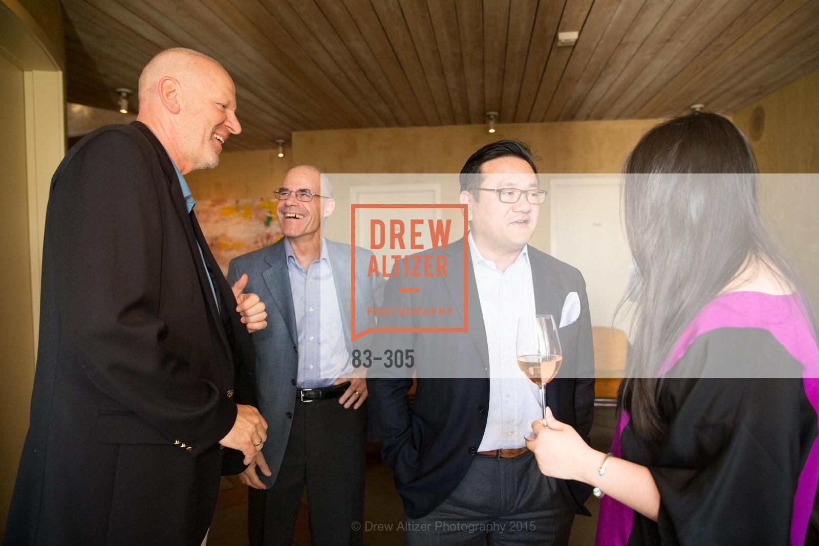 George Goeggel, Keith Perry, Jae Chun, Photo #83-305